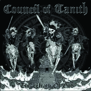 COUNCIL OF TANITH - The wrath of god      MLP