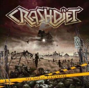 CRASHDIET - The savage playground      CD