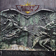 CRIMSON DAWN - In strange aeons      CD