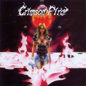 CRIMSON FIRE - Metal is back      CD