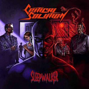CRITICAL SOLUTION - Sleepwalker      CD