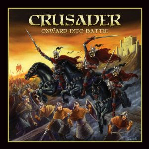 CRUSADER - Onward into battle      CD