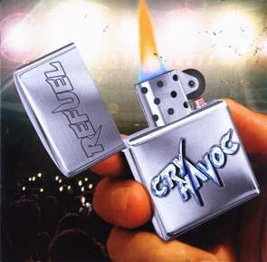 CRY HAVOC - Refuel      2-CD