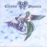 CRYSTAL PHOENIX - The legend of the two stonedragons      CD