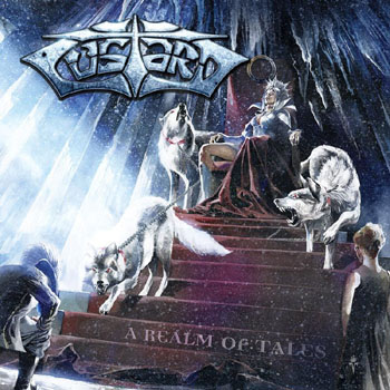 CUSTARD - A realm of tales      CD