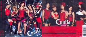CYNTIA - Lady made      CD&DVD
