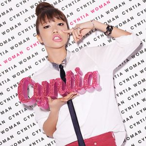 CYNTIA - Woman      CD&DVD