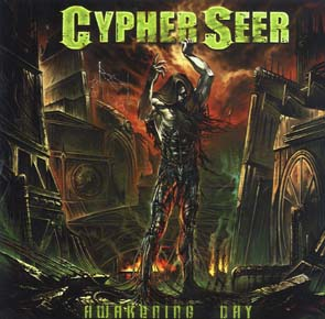 CYPHER SEER - Awakening day      CD