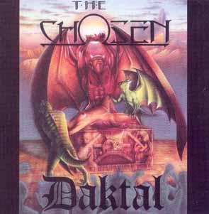 DAKTAL - The chosen      CD