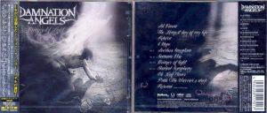 DAMNATION ANGELS - Bringer of light & bonustrack      CD
