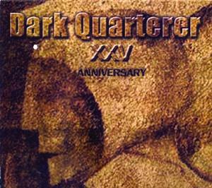 DARK QUARTERER - XXV Anniversary      CD