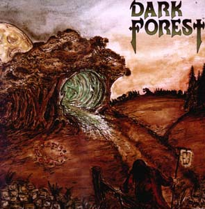 DARK FOREST - Same      CD