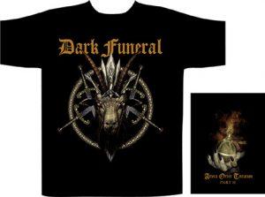 DARK FUNERAL - Attera Orbis Terrarum Pt. 2 - size XL      T-Shirt - 100 % Baumwolle