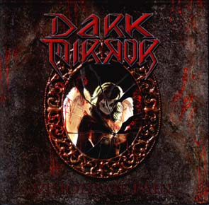 DARK MIRROR - Visions of pain      CD