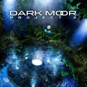 DARK MOOR - Project X      CD