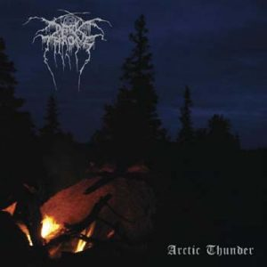 DARKTHRONE - Arctic thunder      CD
