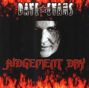 DAVE EVANS - Judgement day      CD