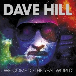 DAVE HILL (DEMON) - Welcome to the real world      CD