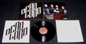 DEAD LORD - Goodbye repentance      LP