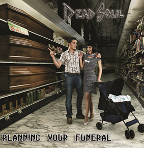 DEAD SOUL - Planning your funeral      CD