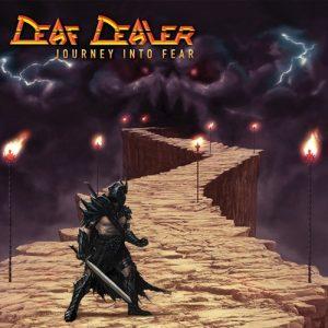 DEAF DEALER - Journey into fear      CD