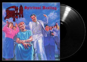 DEATH - Spiritual healing - rerelease      LP