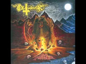 DEATHHAMMER - Evil power      CD