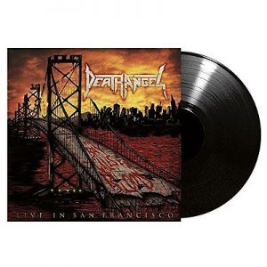 DEATH ANGEL - The bay calls for blood      LP