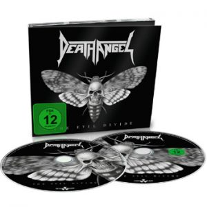 DEATH ANGEL - The evil devide      CD&DVD