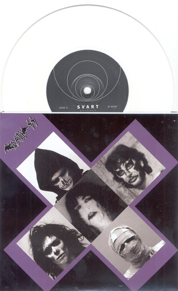 DEATH SS - Night of the witch - white vinyl      Single
