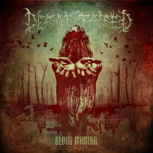 DECAPITATED - Blood mantra      LP