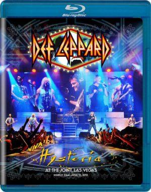 DEF LEPPARD - Viva! Hysteria      Blu-Ray