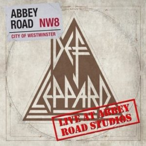 DEF LEPPARD - Live at Abbey Road Studios - RSD 2018      12""