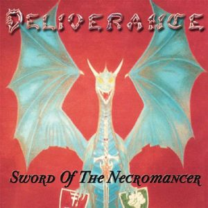 DELIVERANCE - Sword of the necromancer      CD