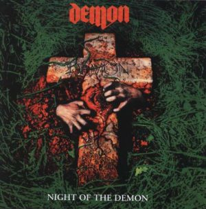 DEMON - Night of the demon & 4 bonustracks      CD