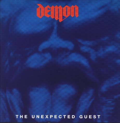 DEMON - The unexpected guest      CD