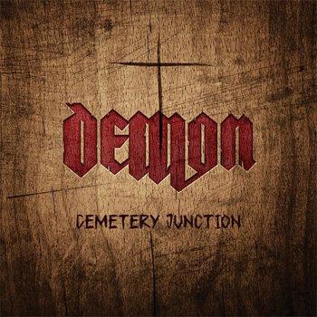 DEMON - Cemetery junction      CD
