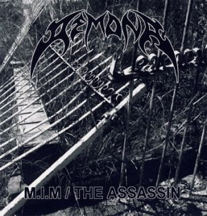 DEMONA - M.I.M. / The assassin      Single