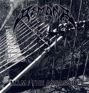 DEMONA - M.I.M. / The assassin      Single
