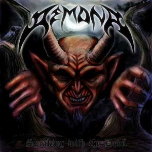 DEMONA - Speaking with the devil      CD