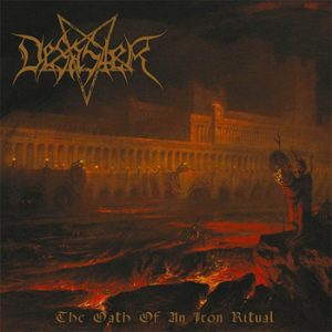 DESASTER - The Oath of on Iron Ritual      CD