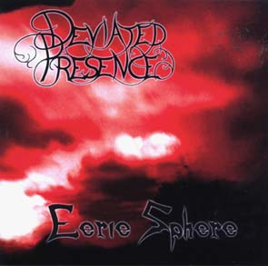 DEVIATED PRESENCE - Erie sphere      CD