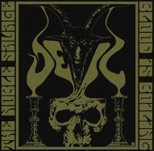 DEVIL - The noble savage - col. vinyl lim. 500      Single