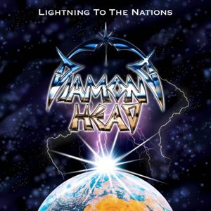 DIAMOND HEAD - Lightning to the nations - deluxe version!      2-CD