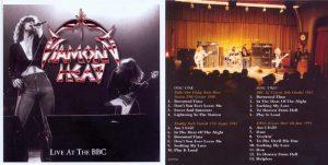 DIAMOND HEAD - Live at the BBC      2-CD