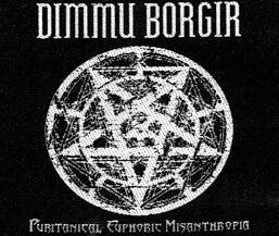 DIMMU BORGIR - Puritanical      Aufnäher