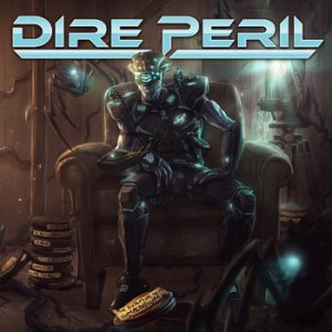 DIRE PERIL - The extraterrestrial compendium      CD