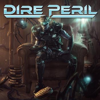 DIRE PERIL - The extraterrestrial compendium      CD