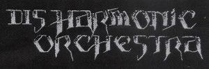 DISHARMONIC ORCHESTRA - Logo      Aufnäher