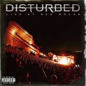 DISTURBED - Live at Red Rocks      CD